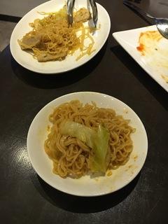 トムヤム炒め麺 日清焼きそば風 ナムワン